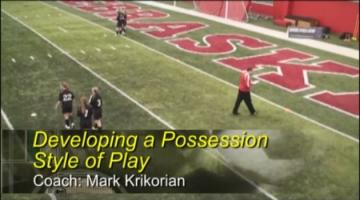 Developing a Possession Style of Play Videos