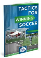 Tactics For Winning Soccer - Printed