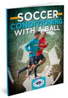 Soccer Conditioning With a Ball - Printed
