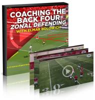 Coaching the Back Four Zonal Defending