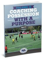 Coaching Possession with a Purpose Vol 2 - Printed