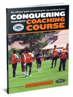 Conquering Your Next Coaching Course - Printed