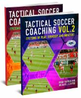 Tactical Soccer Coaching Vol 1&2