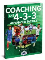 Coaching the 4-3-3 Advanced Tactics - Printed