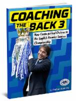 Coaching the Back Three - Conte