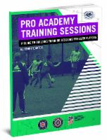 Pro Academy Training Sessions