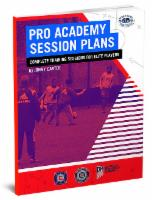 Pro Academy Session Plans