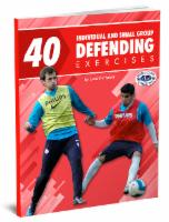 40 Individual Defending Exercises