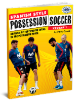 Spanish Style Possession Soccer Vol 1