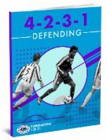 4-2-3-1 Defending