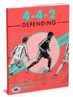 4-4-2 Defending